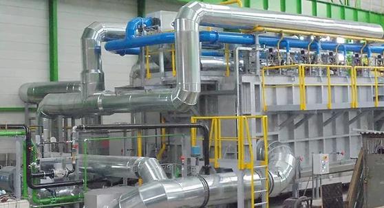 servicios industriales ventilacion