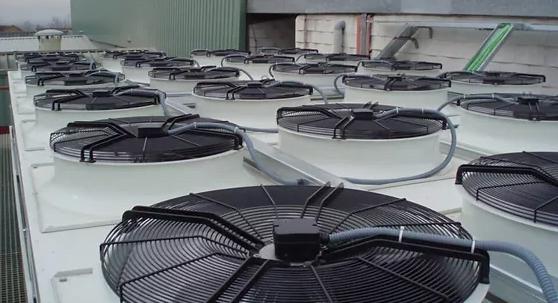 Servicios industriales aire acondicionado