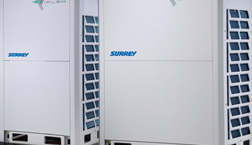 Aire acondicionado Surrey industrial